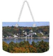 Ephraim And Eagle Harbor Weekender Tote Bag