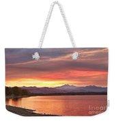Epic August Sunset 2 Weekender Tote Bag