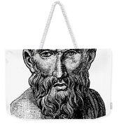 Epicurus (343?-270 B.c.) Weekender Tote Bag