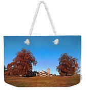 Erdenheim Farm In Autumn Weekender Tote Bag