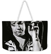 Eric Burdon In Concert-2 Weekender Tote Bag