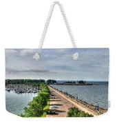 Erie Basin Marina Summer Series 0001 Weekender Tote Bag