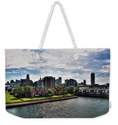 Erie Basin Marina Summer Series 0002 Weekender Tote Bag