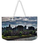 Erie Basin Marina Summer Series 0003 Weekender Tote Bag