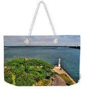 Erie Basin Marina Summer Series 0004 Weekender Tote Bag
