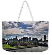 Erie Basin Marina Summer Series 0005 Weekender Tote Bag