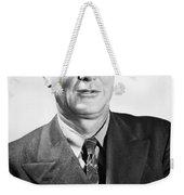 Erle Stanley Gardner Weekender Tote Bag