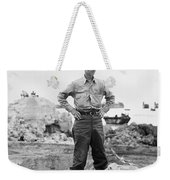 Ernie Pyle (1900-1945). American Journalist. Photograph, C1942 Weekender Tote Bag