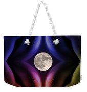 Erotic Moonlight Weekender Tote Bag