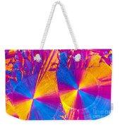 Erythromycin Crystal Weekender Tote Bag