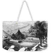 Escorial: La Granjilla Weekender Tote Bag