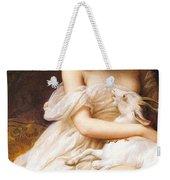 Esmeralda Weekender Tote Bag