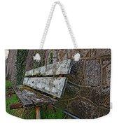 Esp Bench  Weekender Tote Bag