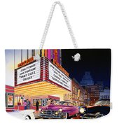 Esquire Theater Weekender Tote Bag