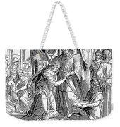 Esther & Ahasuerus Weekender Tote Bag