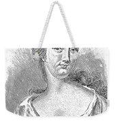 Esther Johnson (1681-1728) Weekender Tote Bag