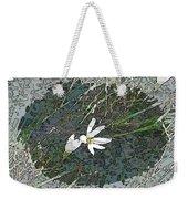 Estuary Bloom Weekender Tote Bag