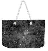 Eta Carinae Nebula, Cassini Image Weekender Tote Bag
