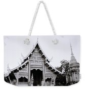 Ethereal Buddhism Weekender Tote Bag