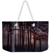 Ethereal Forest Weekender Tote Bag