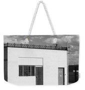 Eugene Building Bw Weekender Tote Bag