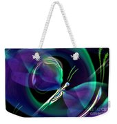 Eve Of The Dragonfly Weekender Tote Bag