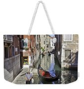 Even A Gondolier Has To Take A Break Weekender Tote Bag