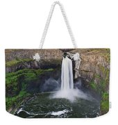 Evening At Palouse Falls Weekender Tote Bag