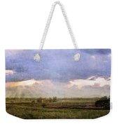 Evening Field Weekender Tote Bag