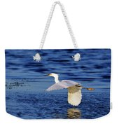 Evening Flight Weekender Tote Bag