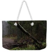 Evening In A Pine Forest Weekender Tote Bag