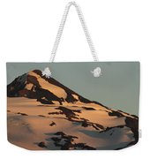 Evening Into Night Weekender Tote Bag