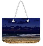 Evening On The Beach Weekender Tote Bag