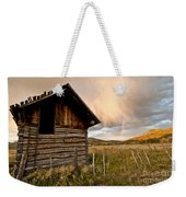 Evening Storm Weekender Tote Bag by Jeff Kolker