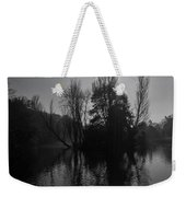 Evening Sunset Weekender Tote Bag