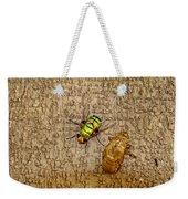 Evolving Nature Weekender Tote Bag