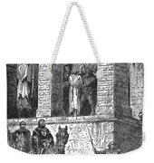 Execution Of Heretics Weekender Tote Bag