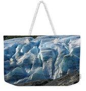 Exit Glacier Viewpoint Weekender Tote Bag