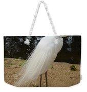 Exotic Bird Weekender Tote Bag