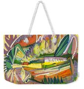 Exotic Places In My Mind Weekender Tote Bag