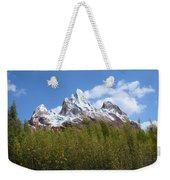 Expedition Everest Weekender Tote Bag