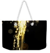 Explosion Of Lights Weekender Tote Bag