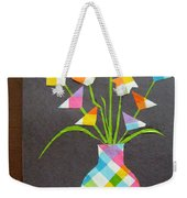 Express It Creatively Weekender Tote Bag