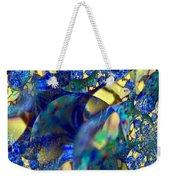Exquisitely Blue Weekender Tote Bag