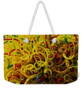 Extraordinary Chihuly Glass  Weekender Tote Bag