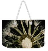 Extreme Close-up Of The Seedhead Weekender Tote Bag