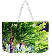 Extreme Shades Of Green Weekender Tote Bag