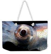 Eye Flash Squid Weekender Tote Bag