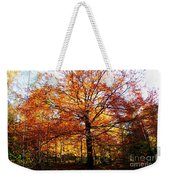 Eye Of The Forest Weekender Tote Bag