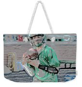 Eye On The Ball Digital Art Weekender Tote Bag